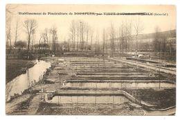 VIEUX-ROUEN-SUR-BRESLE - Etablissement De Pisciculture De BOUAFLES - (Coll. Haudine à Vieux-Rouen) - France