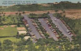 Florida Palm Beach Picnic Area Phipps Oceanside Park 1957 Curtei