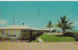 Florida Riviera Beach Tahoe Motel Apartments 1965