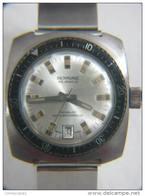 BENMORE AUTOMATIC 25 JEWELS DATE MEN'S WATCH SWISS - Bijoux & Horlogerie