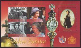 TOKELAU 2002 - 50e Ann Accession Trône Elisabeth II - BF Neuf // Mnh - Tokelau