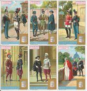 Série Complète CHROMOS Liebig N°: 1167 Les Corps Armés Pontificaux - Liebig