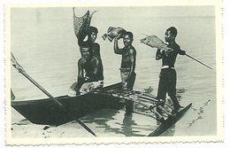 ILES CAROLINES - Retour De Pêche - Postcards