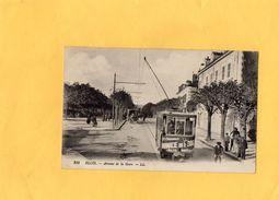 CP - BLOIS - D41 - Avenue De La Gare - Blois
