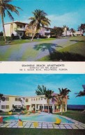 Florida Hollywood Seminole Beach Apartments