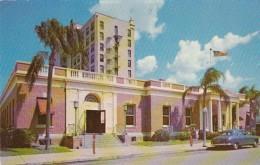 Florida Lakeland Post Office