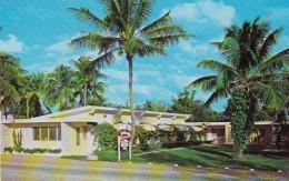 Florida Lake Worth Southward Ho Motel
