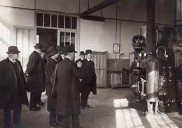 Institut Aerotechnique De St Cyr Aviation Groupe Parlementaire Ancienne Photo 1911 - Aviation