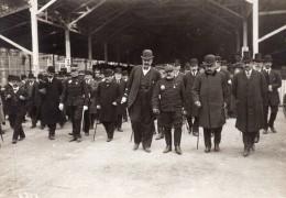 France General Brun Au Concours De Vehicules Industriels Ancienne Photo 1910 - Aviation