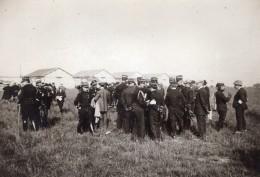 France Aviation Militaire General Roques Course Paris Rome? Ancienne Photo 1911 - Aviation