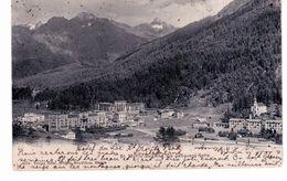 Saint Moritz - Bad Und Die Languard-Kette - GR Grisons