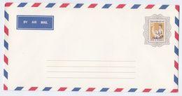 MYANMAR Airmail POSTAL  STATIONERY COVER Stamps Burma - Myanmar (Burma 1948-...)