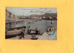 D0612 - NICE - D06 - Quai De La Sanité - Port - Transport Maritime - Port
