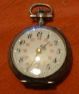 Montre Gousset Pour Restauration - Cylindre - 10 Rubis - Horloge: Zakhorloge