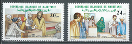 Mauritanie YT N°609/610 Premières élections Municipales Neuf ** - Mauritanie (1960-...)
