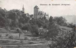 12 - Château De Combret. - France
