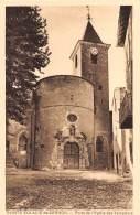 12 - SAINTE EULALIE De-CERNON - Porte De L'Eglise Des Templiers - France