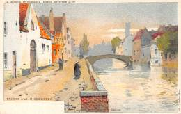 BRUGES - Le Minnewater - Brugge