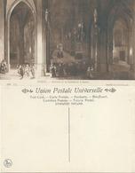 BELGO - BELGIUM - BELGIE -BELGIQUE  Carta Postale - Post Card - Interieur De La Catheidrale D'anvers - Belgium