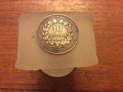 10 Centimes 1891 A - Frankrijk