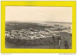 Postcard & Stamp 1950 Years Ayamonte Spain España Espana Espagne Panoramic View XX - Huelva