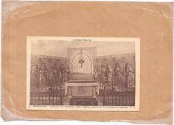 MONESTIES - 81 - Le Christ Au Tombeau Dans L'Eglise Provenant Du Chateau De Combefo - TON3 - - Monesties