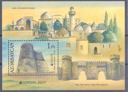 2017. Azerbaijan, Europa 2017, S/s,  Mint/** - Azerbaïjan