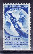 ITALIE YT  629 ** MNH. (7C185) - 1946-.. République