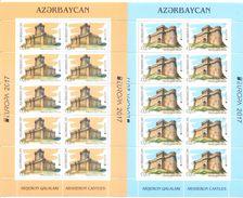 2017. Azerbaijan, Europa 2017, 2 Sheetlets,  Mint/** - Azerbaïjan