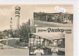 CPM GF -35118- Allemagne  - Multivues Gruss Vom Petersberg Bei Halle (Saale) - Germany