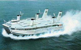 """Bateaux Aéroglisseurs Seaspeed Hovercraft """"Princess Margaret"""" Entre Douvre Et Boulogne - Hovercrafts"""