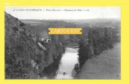 CPA 14 THURY HARCOURT Panorama Du Hôm - Thury Harcourt