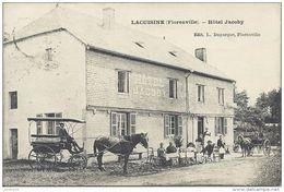 LACUISINE ..-- Hôtel JACOBY . 1909 Vers GAND . Voir Verso . - Florenville