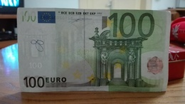 100 Euro Wim Duisenberg - N21020340063, F002A2 - EURO