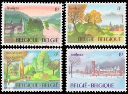 Belgium 2096/99**  Tourisme  MNH - Belgique