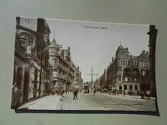 ANGLETERRE YORSHIRE LEEDS VICAR LANE - Leeds