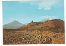 KLOSTER KHORVIRAP - Arménie