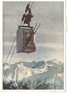 Bad Gastein - Stubnerkogel Bergbahn - 1952 - Bad Gastein