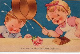 Gougeon Illustrateur Série Enfants Comiques - Gougeon