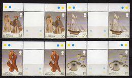 "Bermuda 2003 Heritage ""Made In Bermuda"". Stamps  1A,1B .MNH - Bermudes"