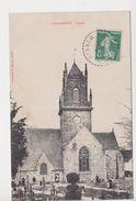 26347 Langonnet -l'eglise -coll Barbey -cimetiere -1908 Quelques Personnages - France
