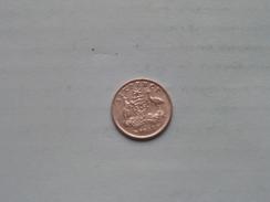 1946 - Six Pence / KM 38a ( Uncleaned Coin / For Grade, Please See Photo ) !! - Monnaie Pré-décimale (1910-1965)