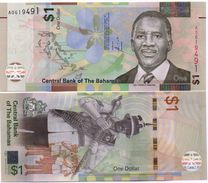 Bahamas - 1 Dollar 2017 UNC Lemberg-Zp - Bahamas