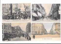 10284 - 75 - Lot De 4 CPA De PARIS - France