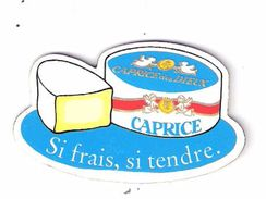 """MAGNET Fromage """" Caprice Des Dieux """" Si Frais Si Tendre ...Cheese / Käse ; TB - Advertising"""