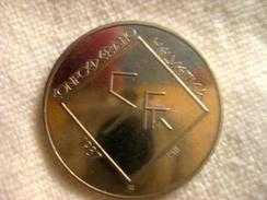 Suisse: 5 Francs 1987 - Pièce Commémorative Le Corbusier - Switzerland