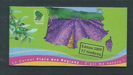Año 2009 Nº 303 Flora Regional - Libretas