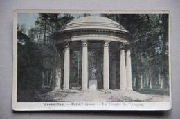 VERSAILLES (Yvelines), Château De Versailles, Petit Trianon, Le Temple De L'Amour - Versailles (Château)