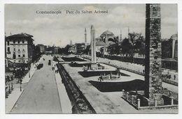 Constantinople. - Parc Du Sultan Achmed - Türkei