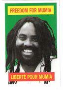 Liberté Pour MUMIA ABU JAMAL Freedom For Mumia , Journaliste 1998 Ed Maurice Juan > Governor Thomas RIDGE Harrisburg USA - Evènements